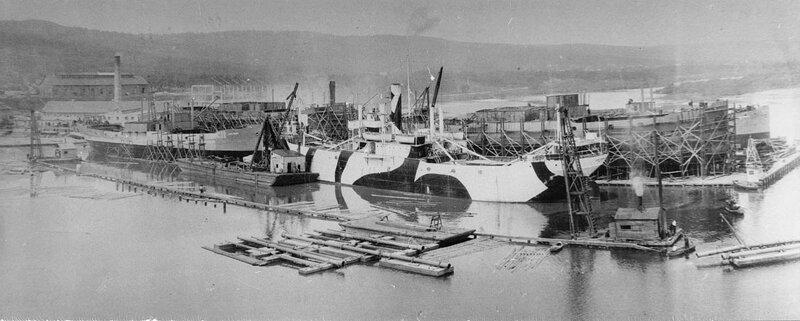 Image result for mcdougall-duluth shipyard