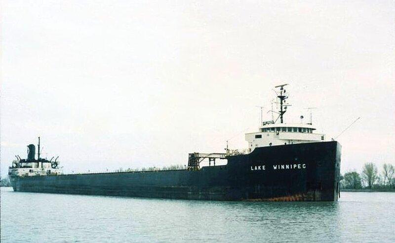 Image result for lake winnipeg ships