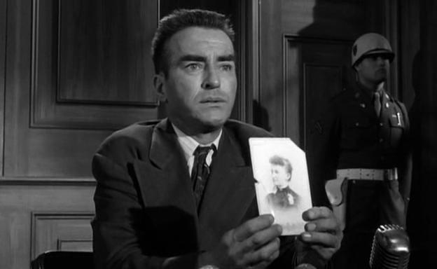 Blogging By Cinema-light: Judgment at Nuremberg