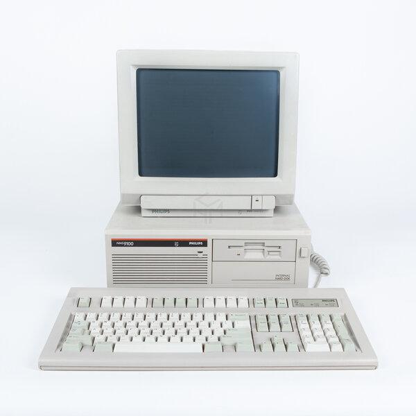 Philips-NMS-9100-computer-historisch-mus