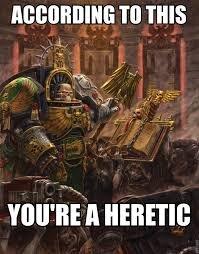 Warhammer 40k Memes | Page 437 | Warhammer 40,000: Eternal Crusade ...
