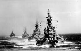 Image result for ww2 battleships