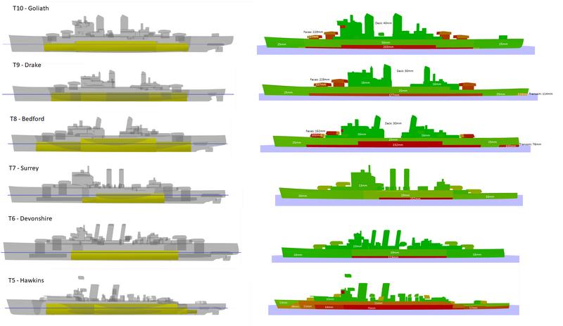 GM3D Data - All RN Heavy Cruiser Citadel & Armor Layouts