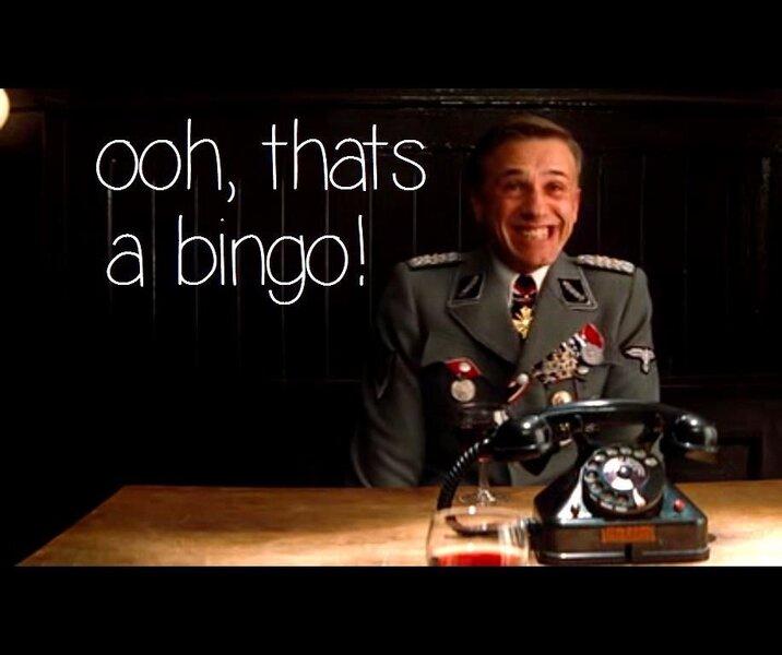landa being landa | Quentin tarantino movies, Movie director, Christoph  waltz