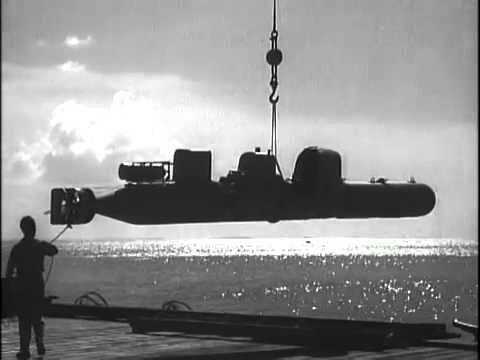 Italian SLC Human Torpedo of WWII - YouTube