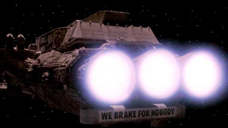 Spaceballs Brakes for Nobody | Tor.com