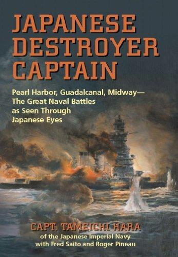 Image result for japanese destroyer captain