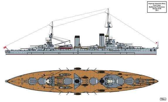Fuso Preliminary Design A-55