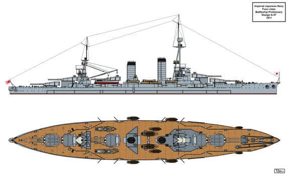 Fuso Preliminary Design A-57