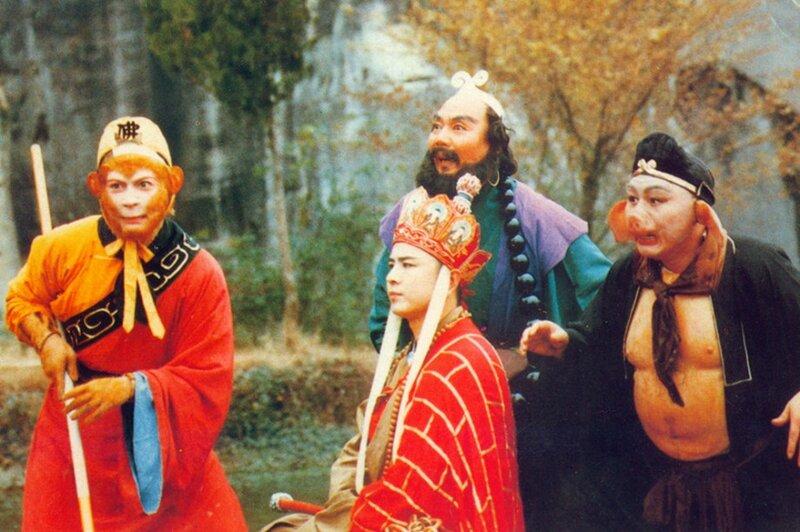 Still unbeaten: Journey to the West (1986, TV series)   KAOHONGSHU