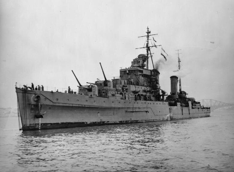 HMS Dido (37) - Wikipedia