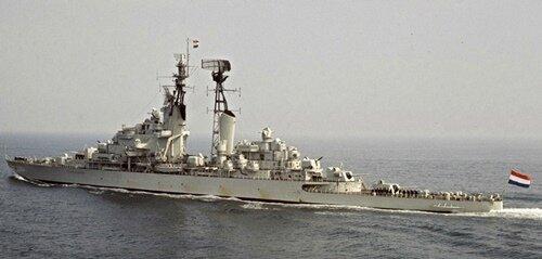 Resultado de imagen para HNLMS De Ruyter (C801)