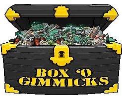 Image result for Box o gimmicks
