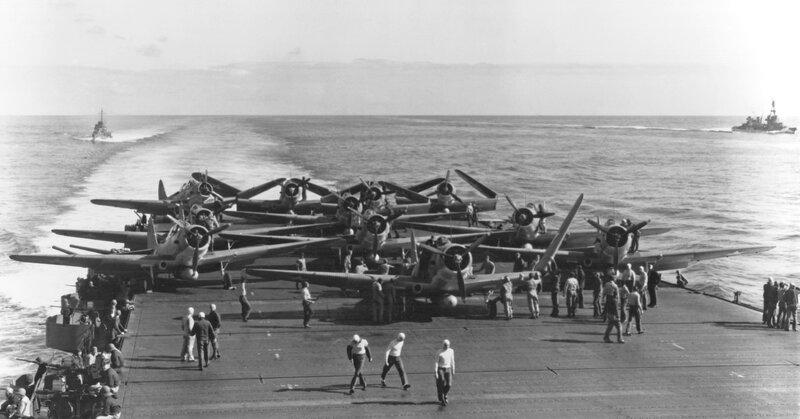 TBDs_on_USS_Enterprise_(CV-6)_during_Bat