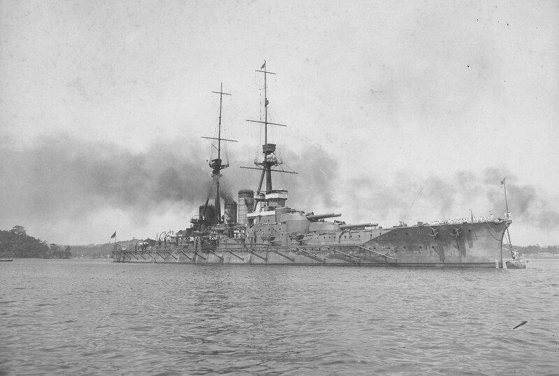Haruna at Yokosuka 1916.jpg