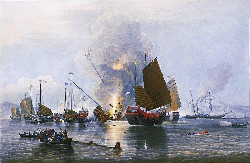 Image result for war junks