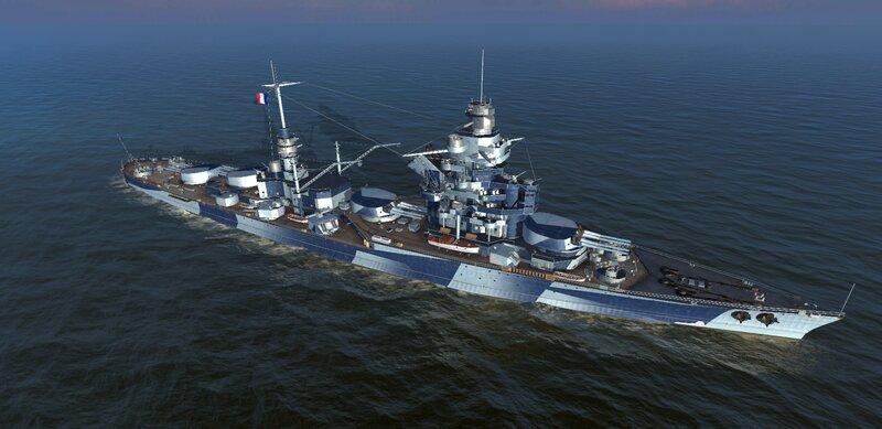 Lyon   World of Warships Blitz Wiki   Fandom