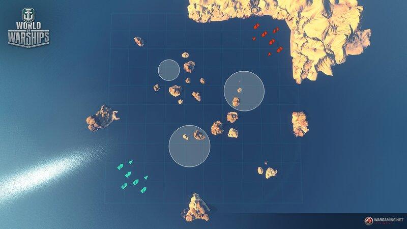 Image result for world of warships clan battles