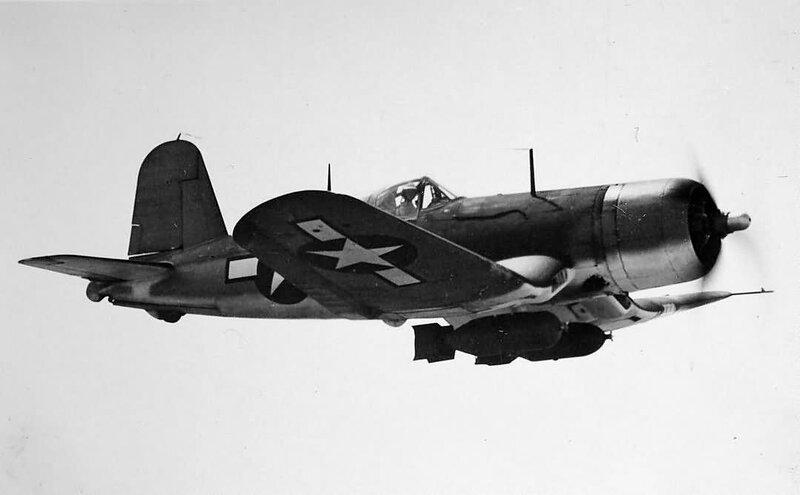 Vought-F4U-1D-Corsair-carring-two-1000-p