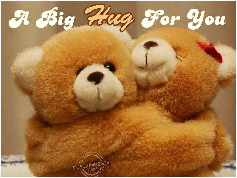 A-Big-Hug-For-You-Teddy-Bears-Couple-Hap