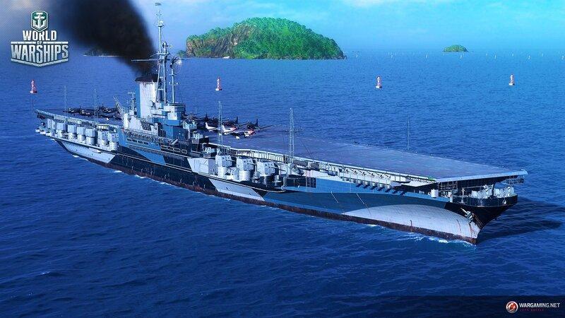 World of Warships news from devs blog - recap | MMOWG.net