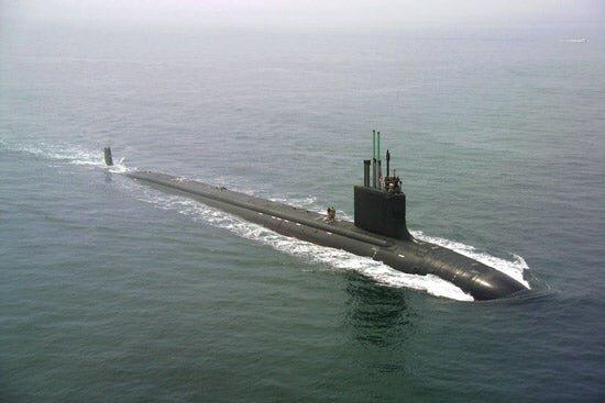 US Navy to christen USS Minnesota on 27 October