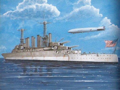Lexington Class Battlecruiser (CC-1 through CC-6) | Secret Projects Forum