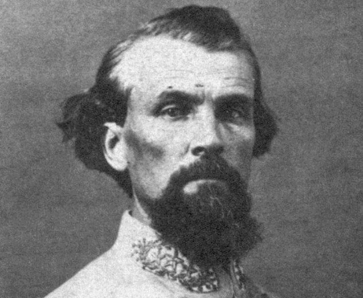 Nathan Bedford Forrest in the Civil War