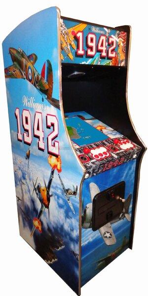 1942 mame arcade machine for sale